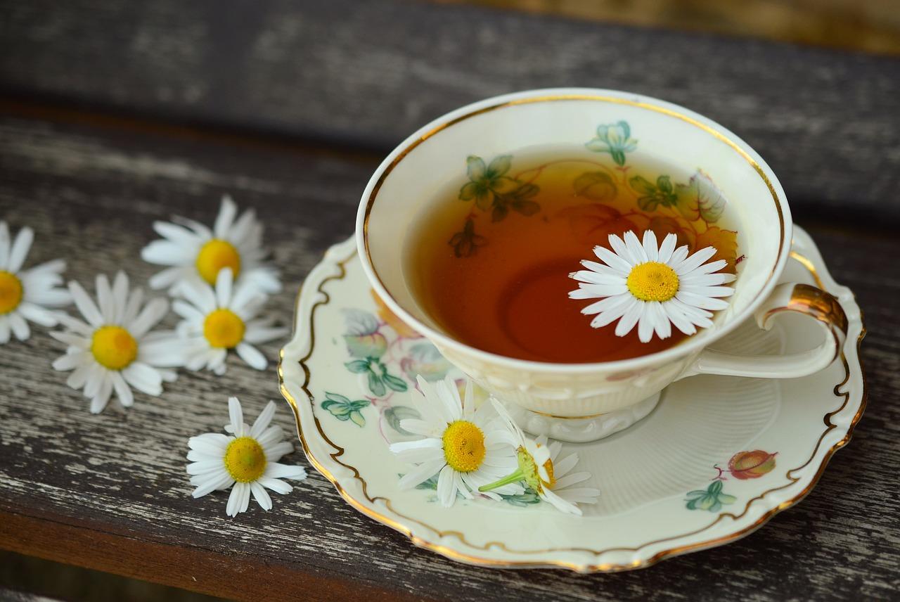L'importance du service à thé